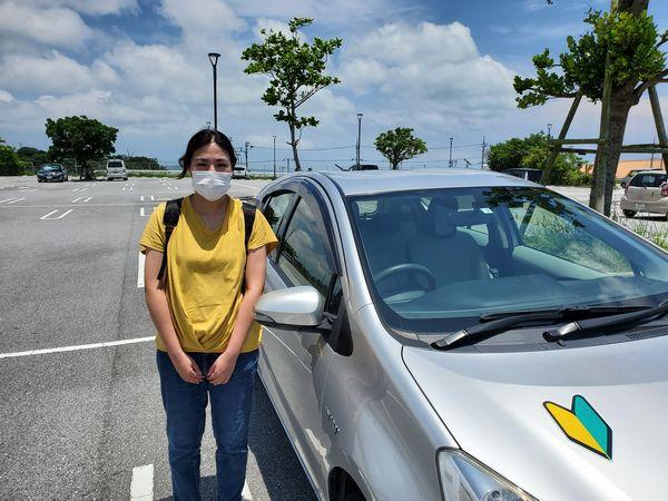出張ペーパードライバー教習・沖縄市