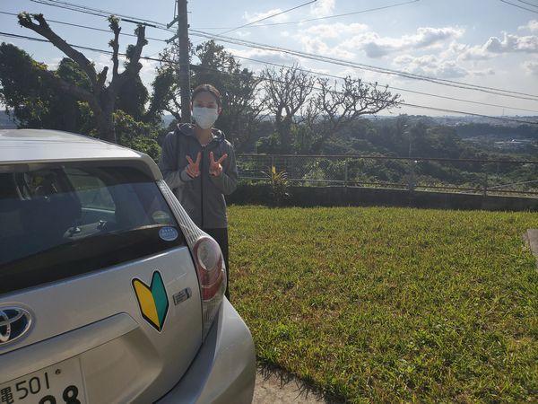 出張ペーパードライバー教習・北中城村