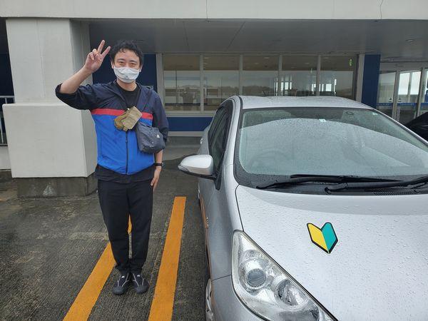出張ペーパードライバー教習・浦添市